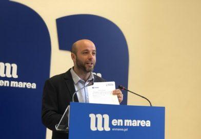 En Marea insta ao goberno a declarar a nulidade da prórroga a Ence