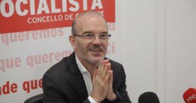 Dimite o candidato do PSOE á alcaldía de Ourense