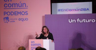 Abel Caballero acusa a En Común Unidas Podemos de colonialismo político