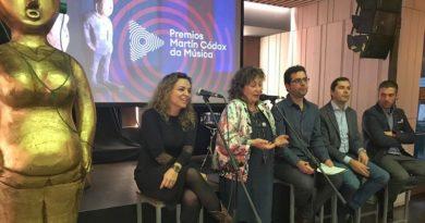 Case 500 proxectos musicais optan ás distincións Martín Códax