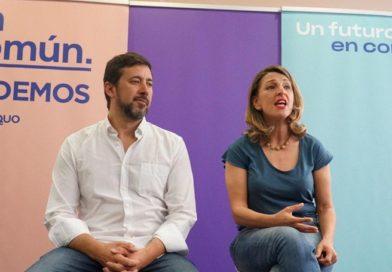 Un partido pantasma barcelonés, 4º membro da coalición En Común Podemos